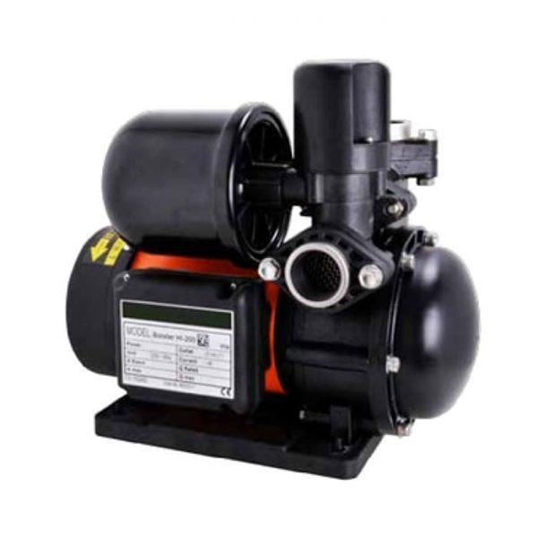 Fungsi dan Teknis Mesin Pompa Dorong Booster Pump