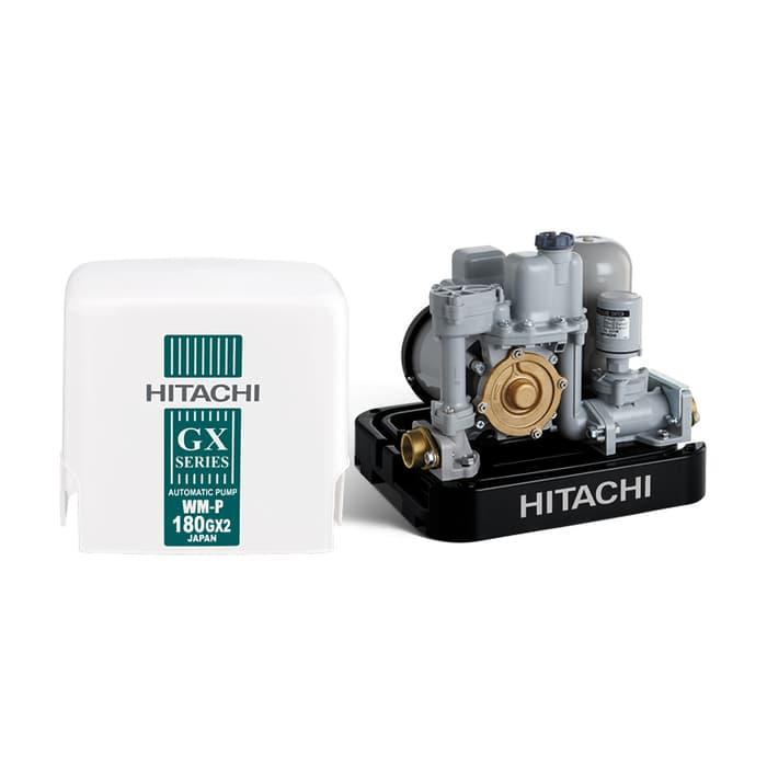 Jual Mesin Pompa Air Dorong Otomatis Hitachi WM-P180GX ...