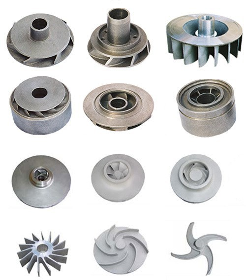 3 Jenis Impeller Pompa Air dan Fungsinya